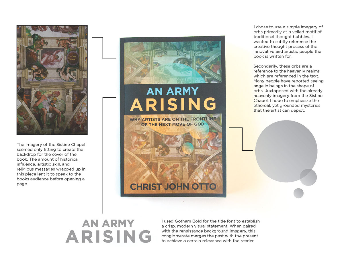 An Army Arising Book Design On Behance