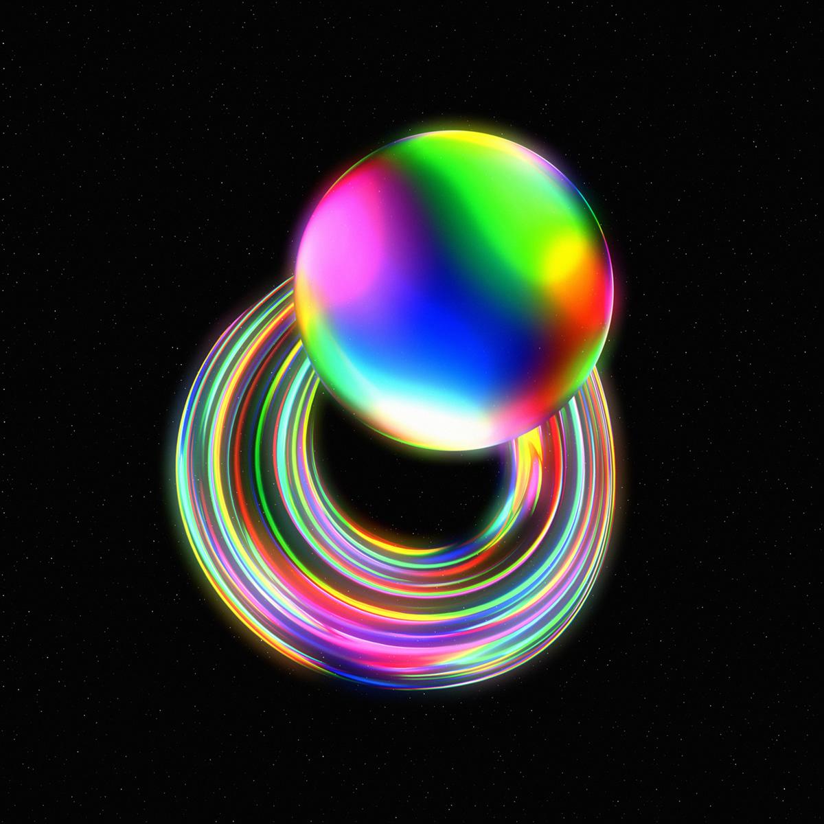 Image may contain: bubble, abstract and circle