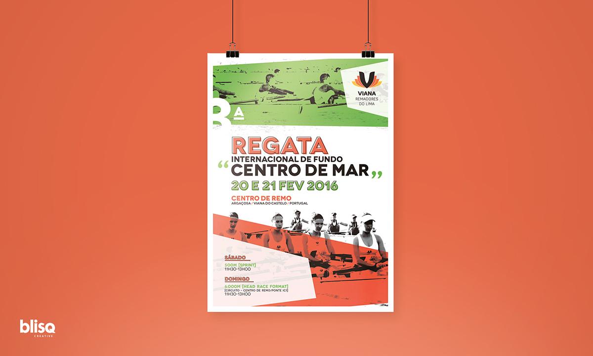 graphic design  branding  poster flyer Advertising  Portugal blisq agency