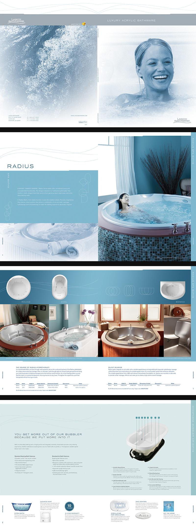 Schulze Creative | Art Direction & Design - Lasco Bathware: Identity ...