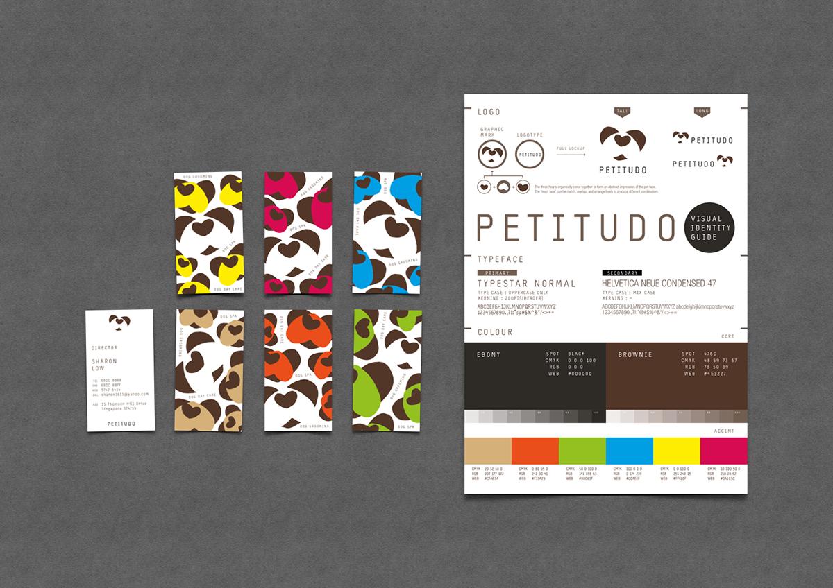 Pet dog colour japanese singapore