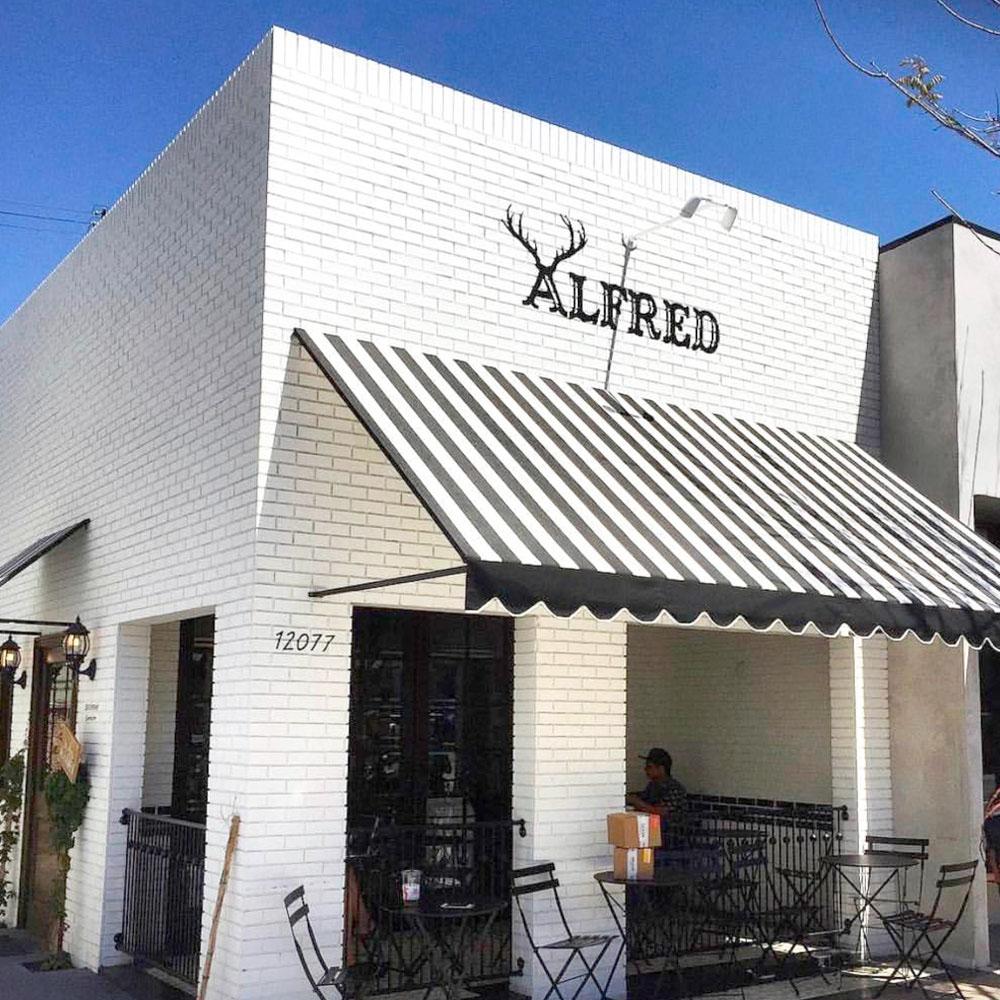 Alfred Coffee Branding on Behance