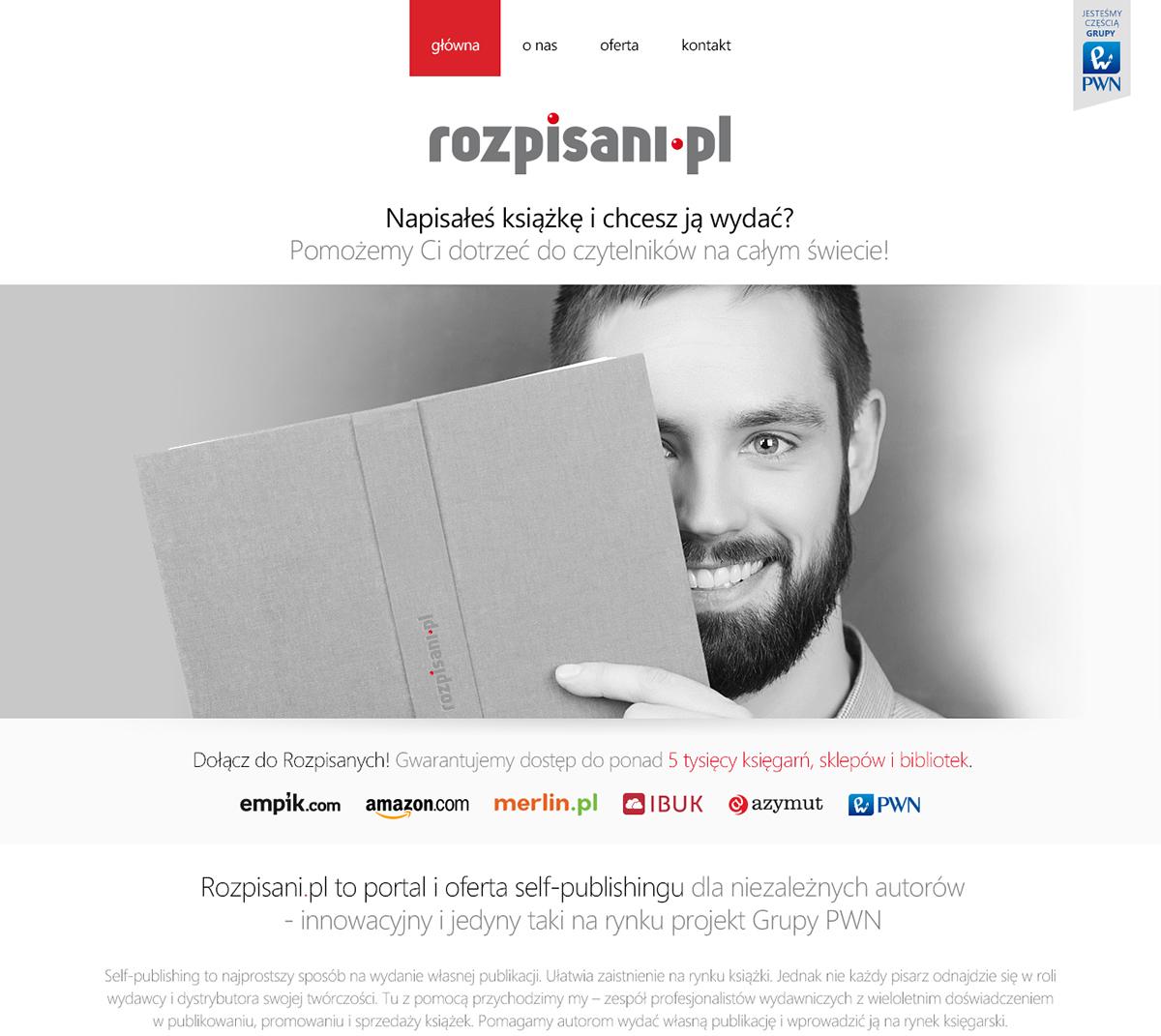 Selfpublishing pwn rozpisani.pl
