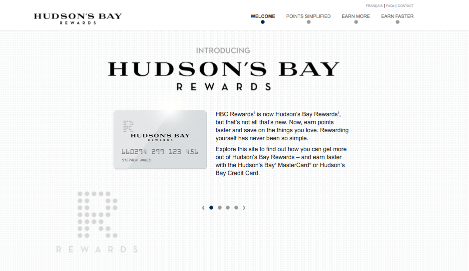 Stephanie Chow - HUDSON'S BAY NEW REWARDS BRAND