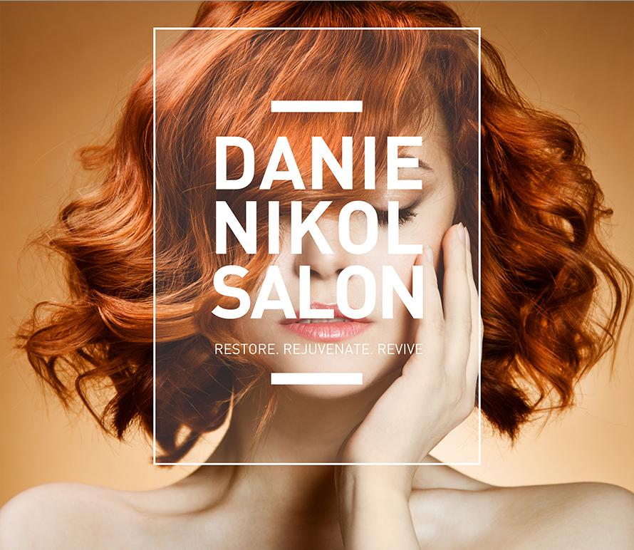 logo brand Mockup beauty art deco identity