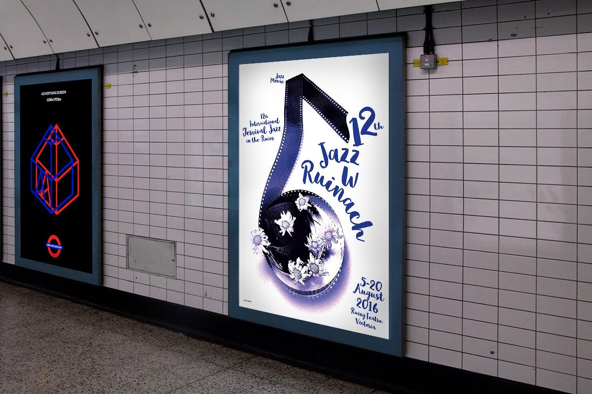 jazz,Jazz Movie,Jazz W Ruinach,poster,Francesco Mazzenga