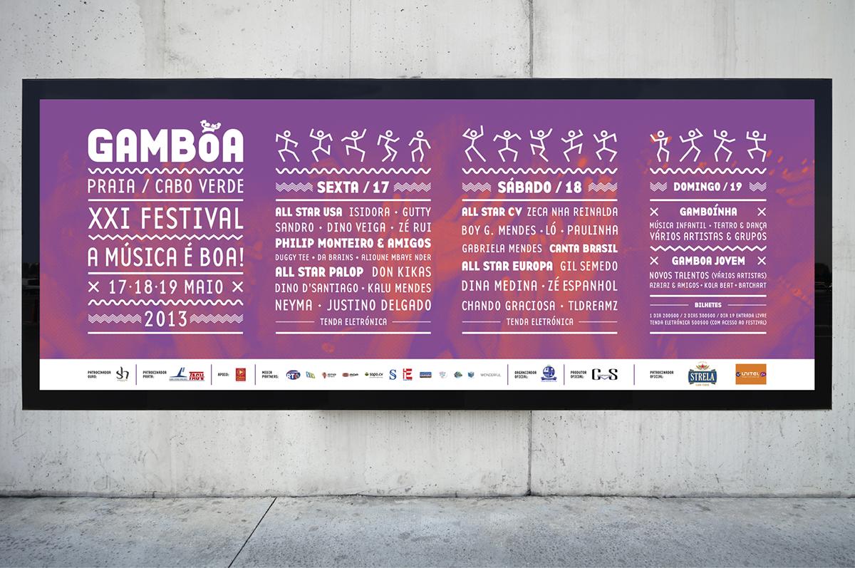 gamboa  festival  Music
