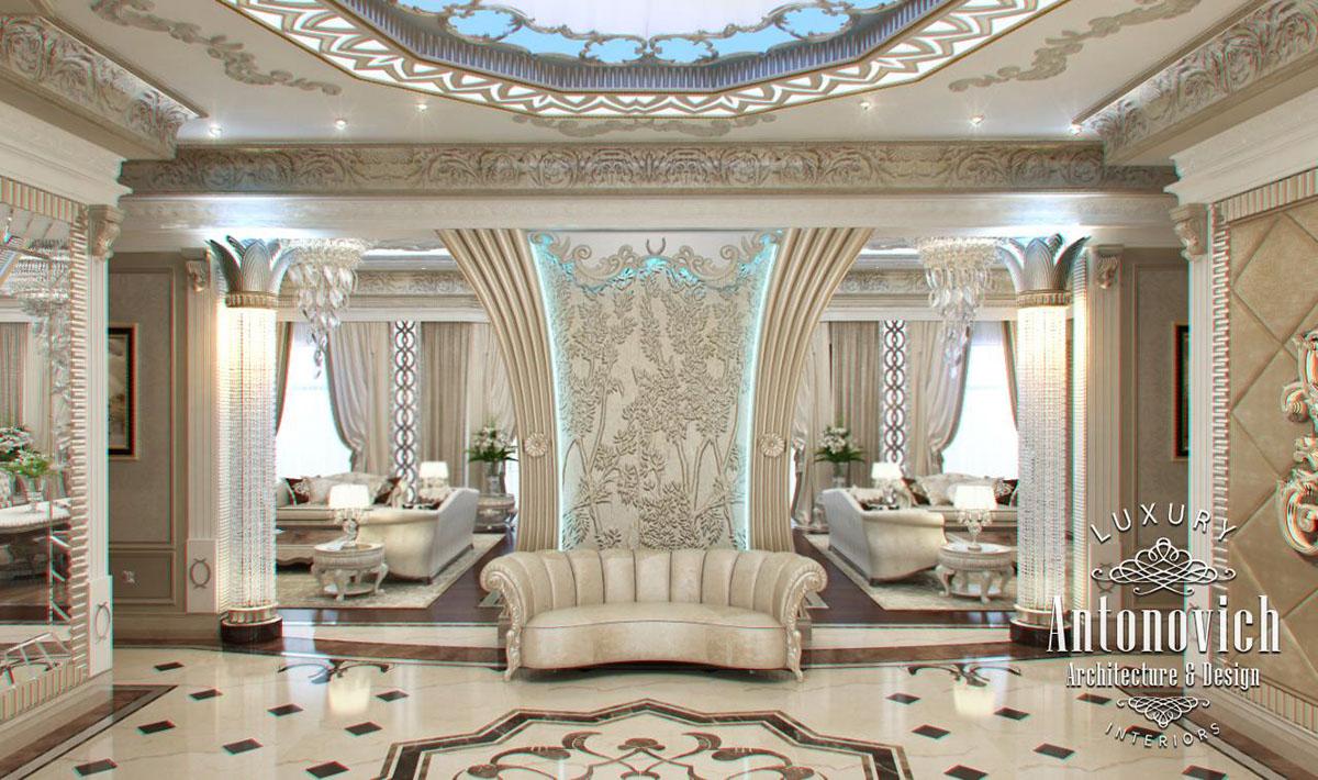 Interior design company in dubai antonovich design on behance for Top 10 interior design companies dubai