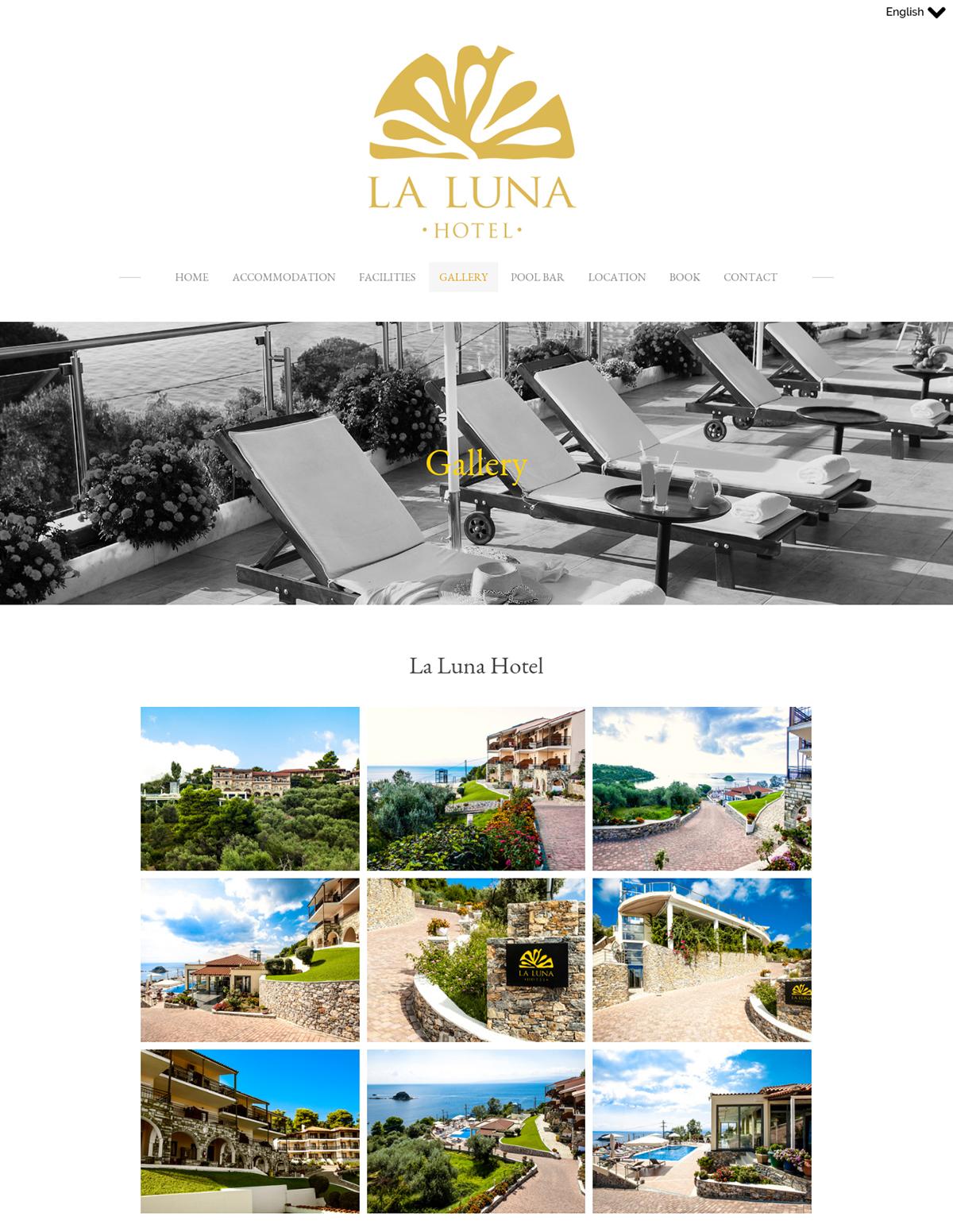Website hotel skiathos