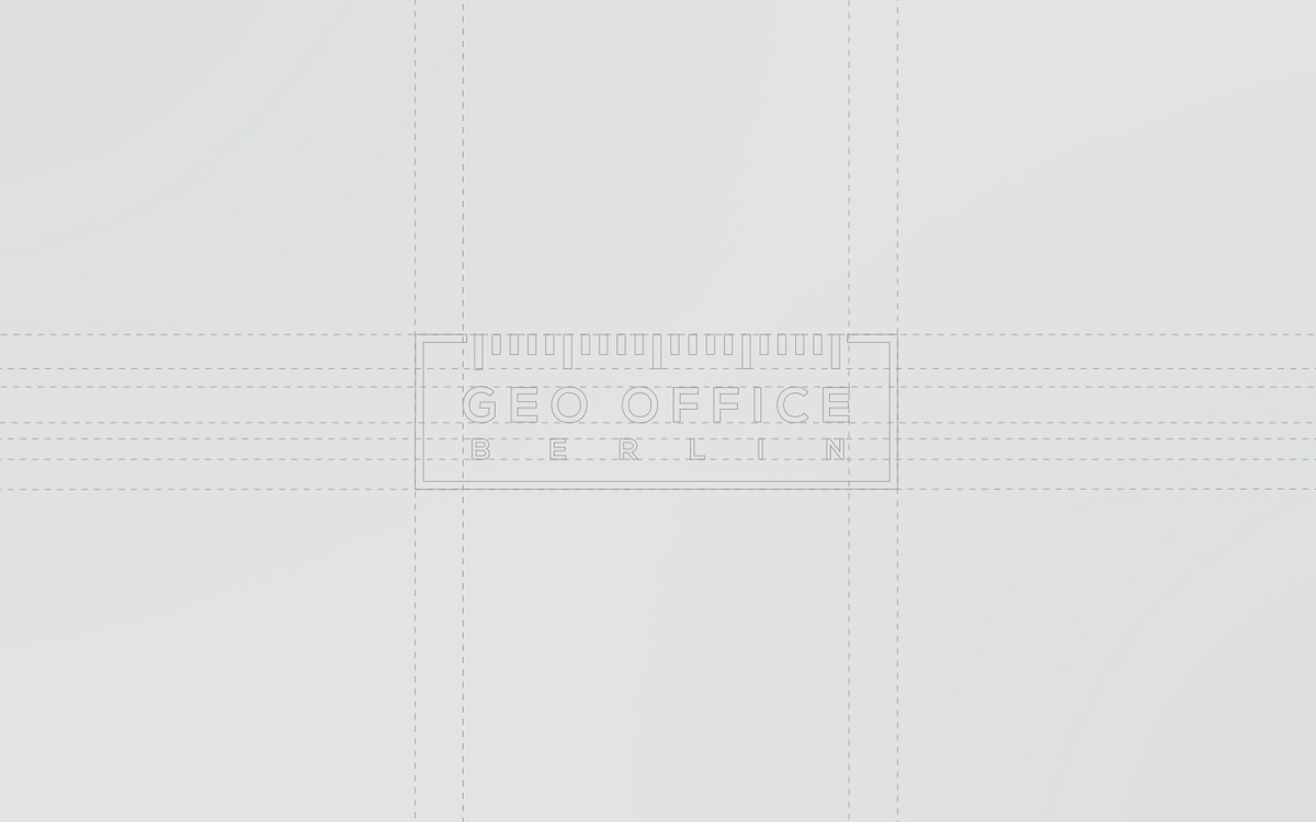 berlin architect planning germany logo brand Logotype identity design yellow corporate id Corporate Identity dimensions business card stationary