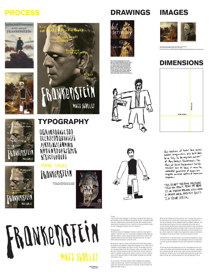 good thesis frankenstein