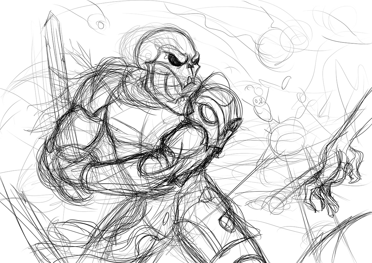 cartoon Character design  color concept digital illustration fantasy sketch