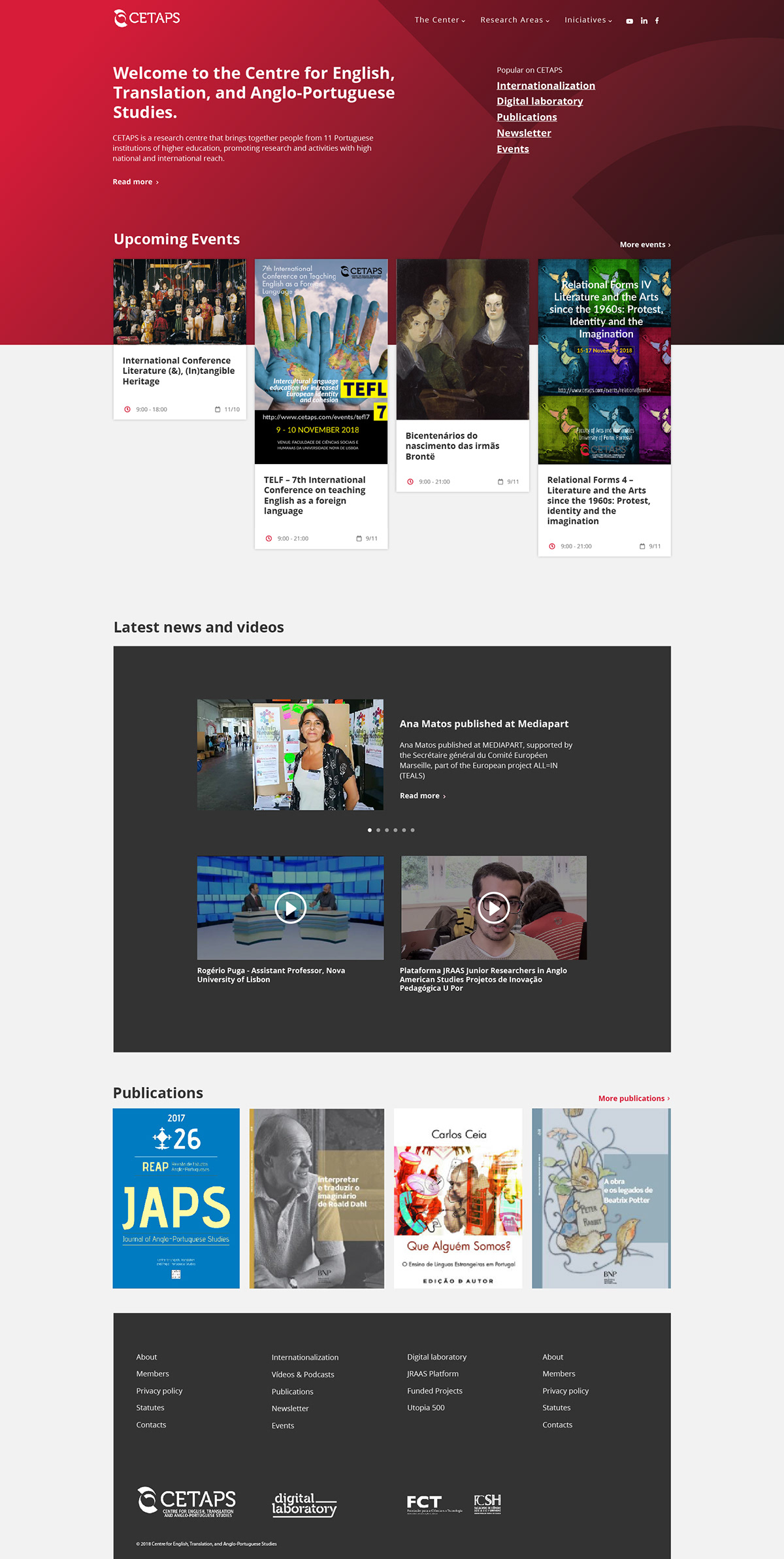 Webdesign site Website wordpress Lisbon codefive componto divi design