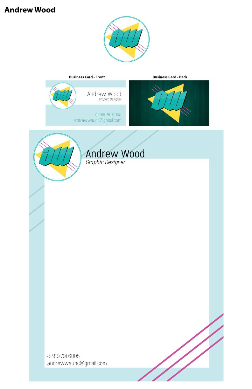 Andrew Wood - Personal Branding & Resume Design