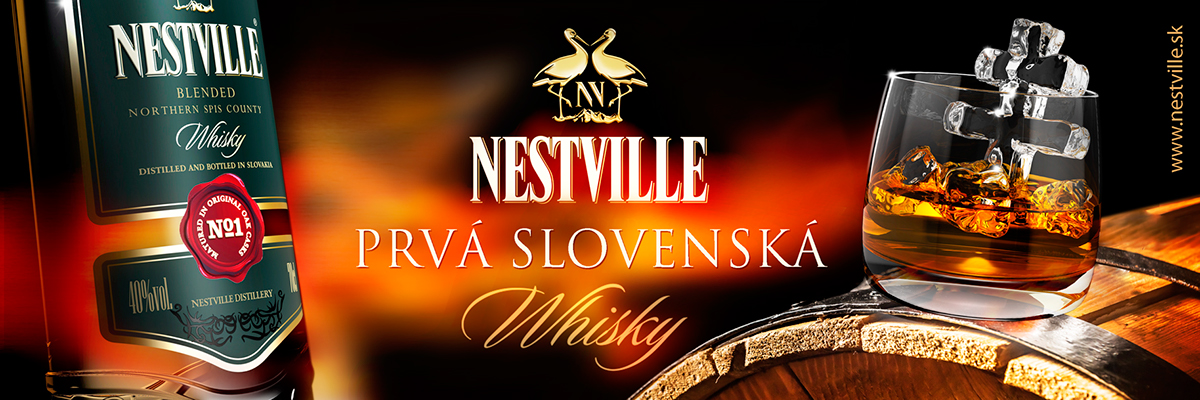 mašek Whiskey concept visual