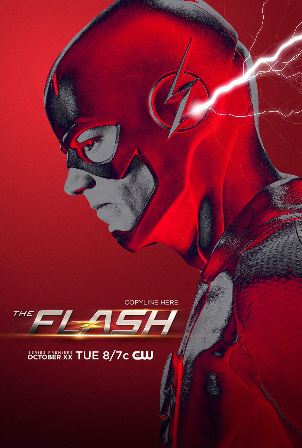 Verwonderlijk The Flash Season 2 // The CW on Behance DG-68