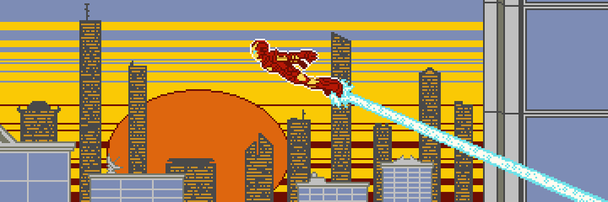 Pixel art Krypton hell Environment design bruce lee headshot dragon classes ironman Mockup
