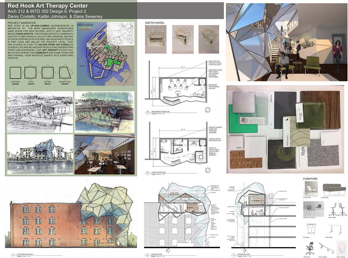 Design 6 Collaboration Art Therapy Node On Philau Portfolios