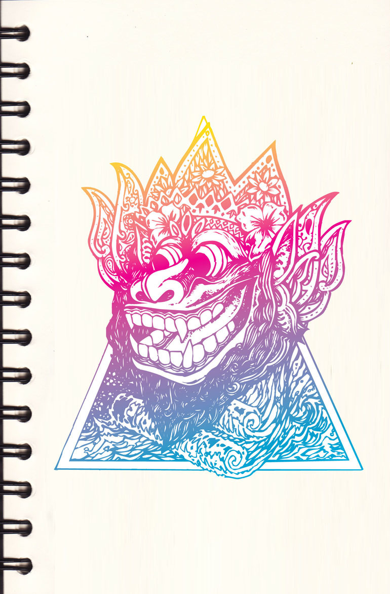 miscellaneous sketches illustrations