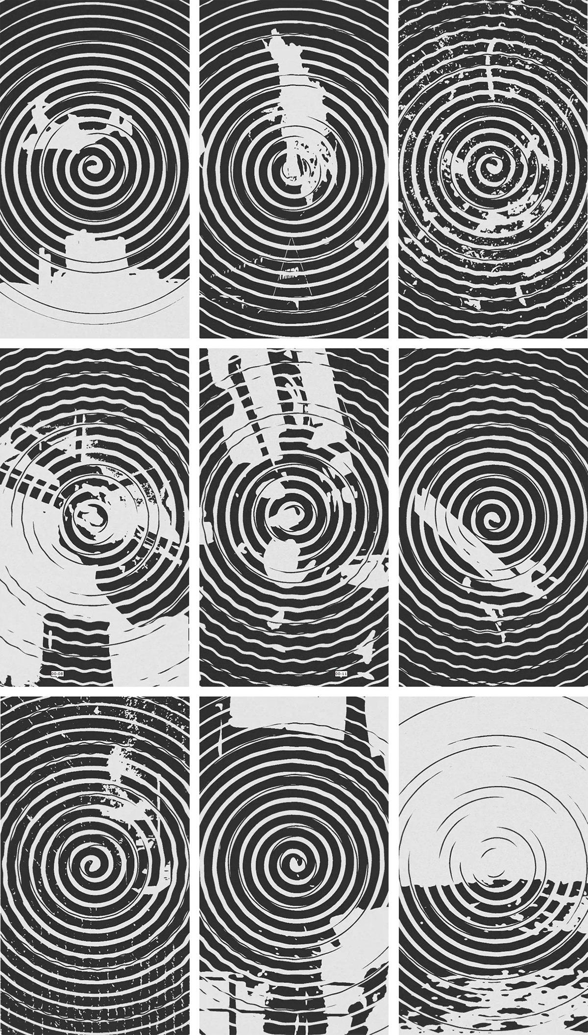 control controlar   espiral hipnosis Impacto jugar mente miedo nuevos medios tecnologia