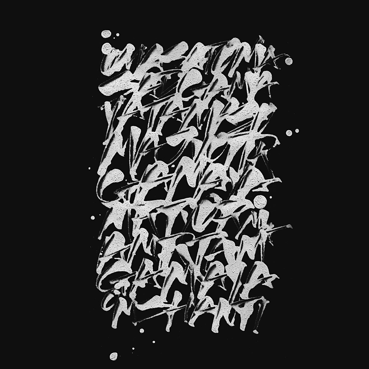 Calligraphy   lettering graphic design  handmade type logo sign words art