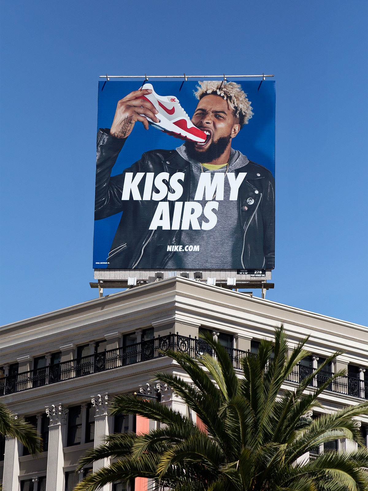 dff3015091 Nike Kiss My Airs Air Max Campaign created at COLLINS.