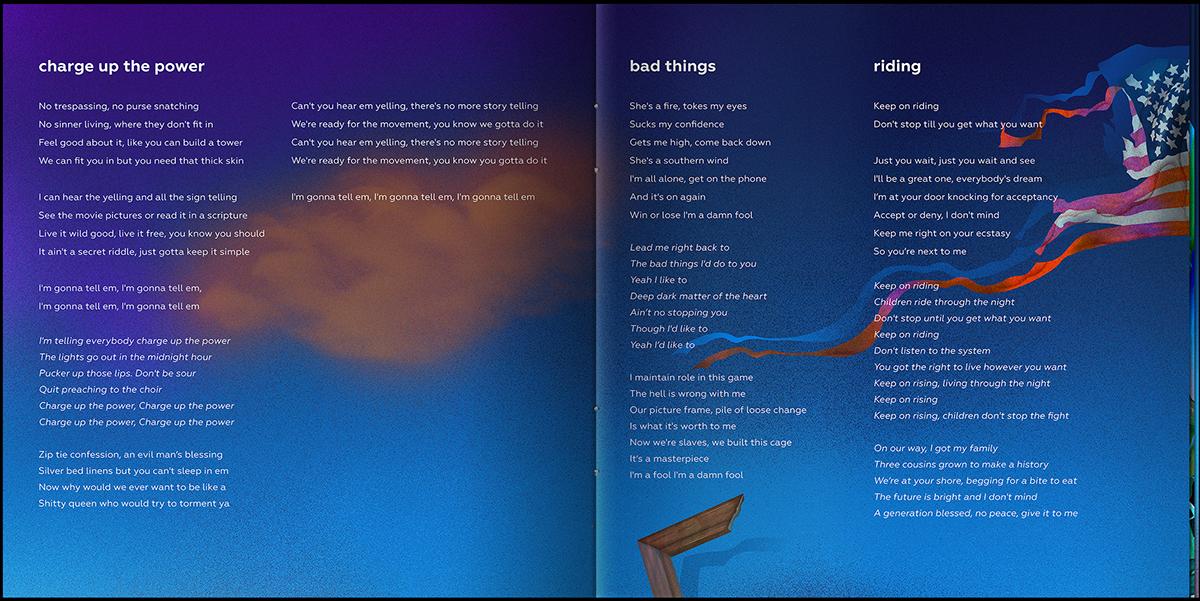 cover artwork cd Album album cover CD cover Music cover music design sunset goodbye june