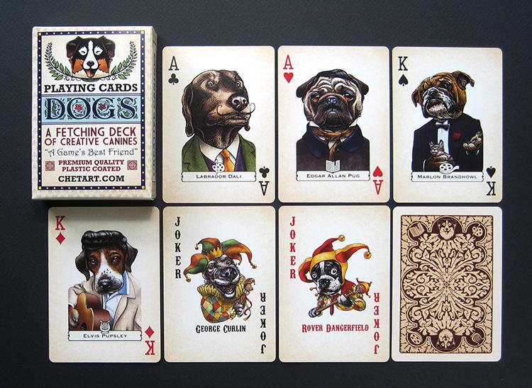Elvis Matchbox Playing Card Set