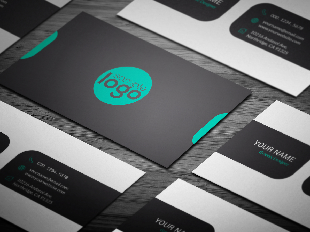 10 free professional generic business card templates on student show 10 free professional generic business card templates friedricerecipe Gallery