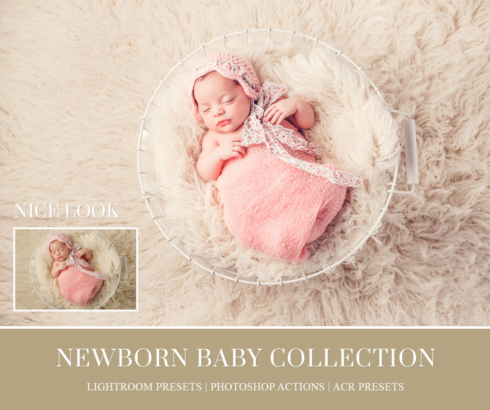 Whats included in the package • 40 newborn lightroom presets