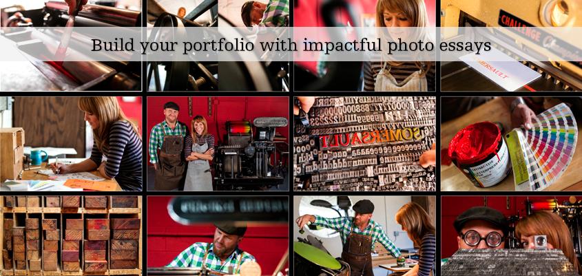 photo essay photo story