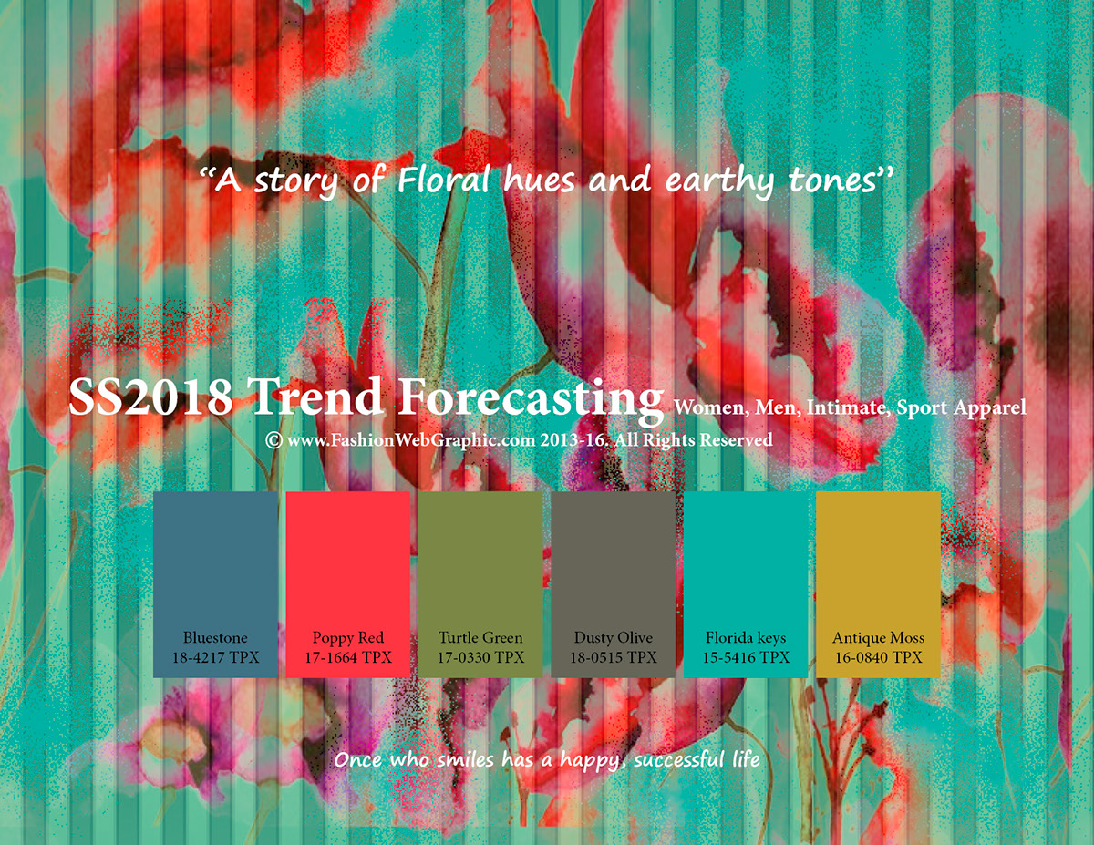 Fashion trend 2017 ss - Ss2018 Trend Forecasting On Behance