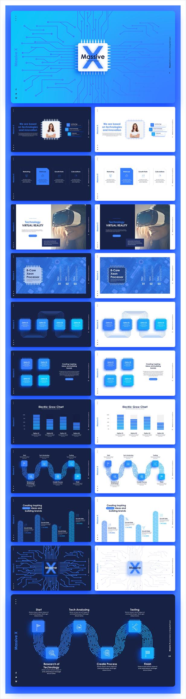 Massive X Presentation Template v.3.1 - 40