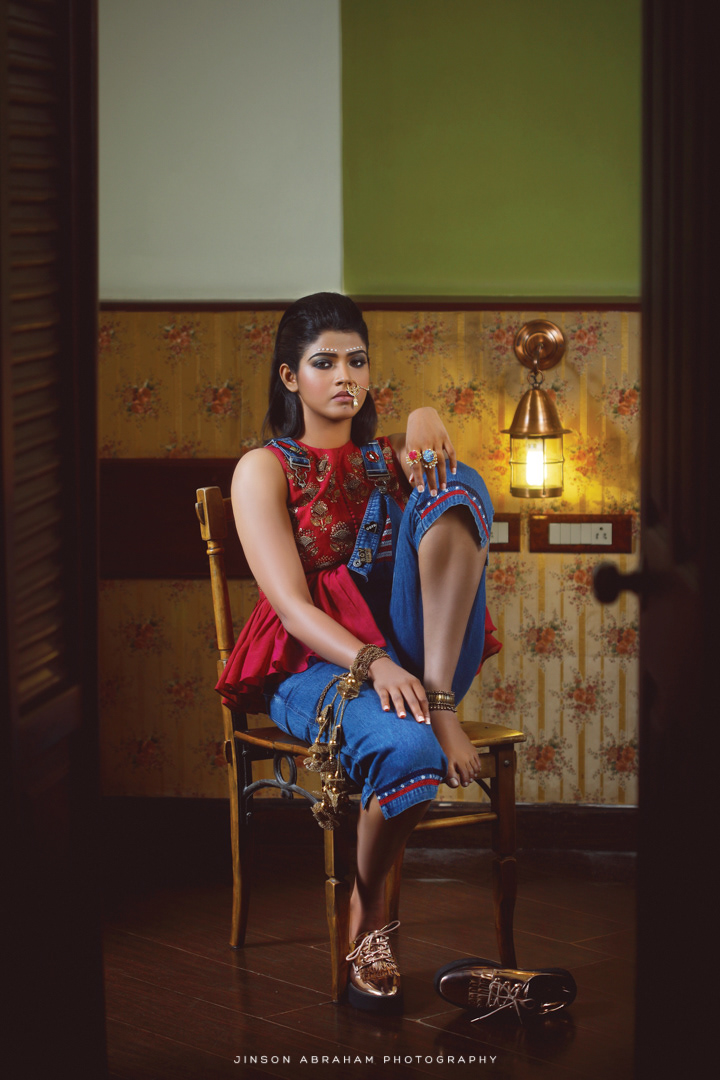 Amritha Suresh Editorial on Behance