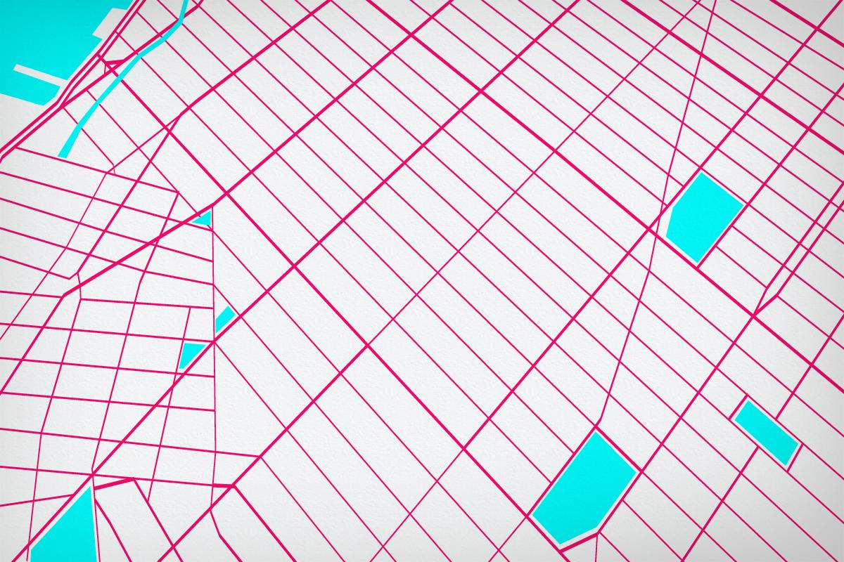 design  identity  logo UI responsive site gepmetric pink Corners Urban edge flat Spun broadcastr RENATO