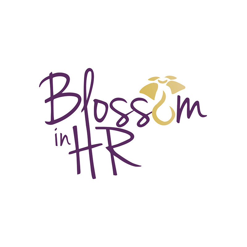 Marc Forman logo design for Blossom in HR
