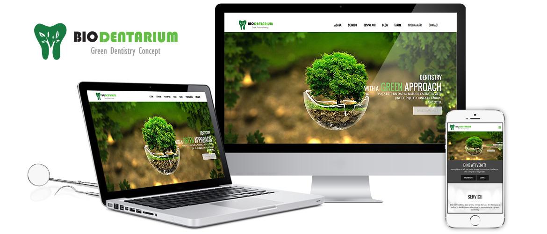 Website BIO DENTARIUM