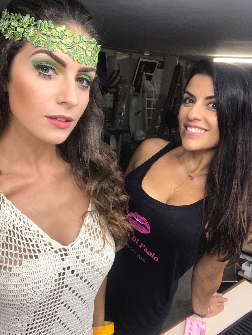 makeup Workshop anni60 beauty