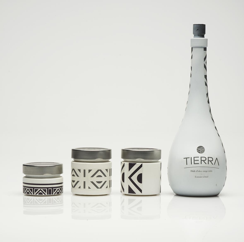 olive oil Packaging premium design espagnol bottle