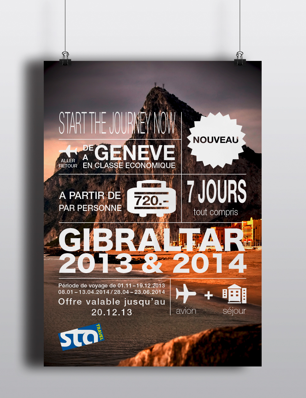 Travel India africa Thailand statravel design brochure magazine graphic