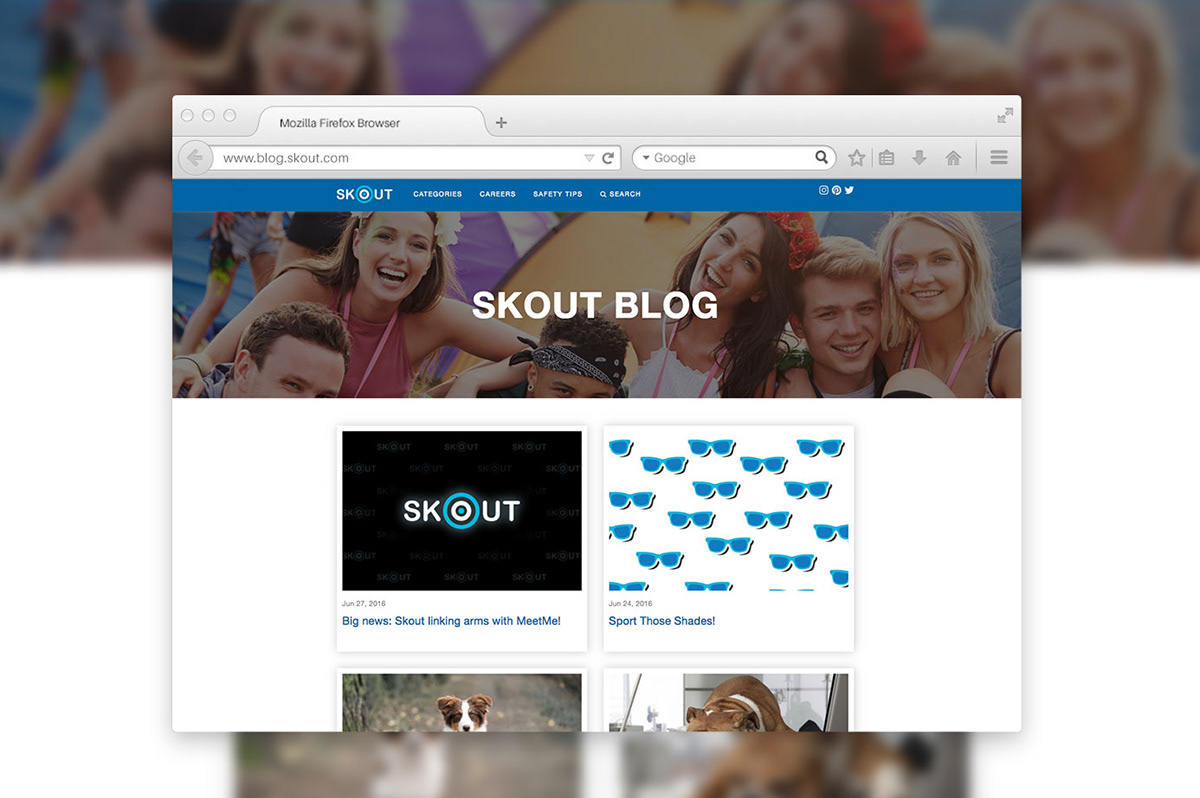skout online