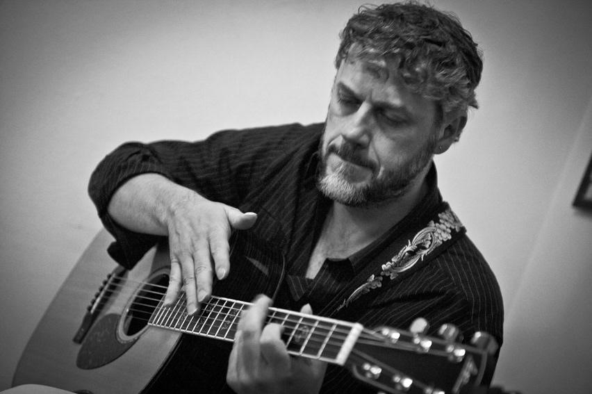 music fingerpicking guitar italian artist digital photo Post Production Davide Sgorlon