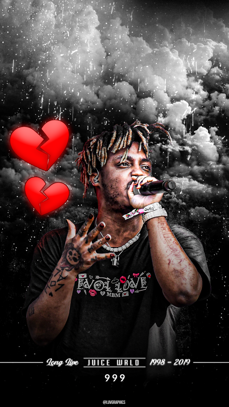 Juice Wrld Wallpapers On Behance