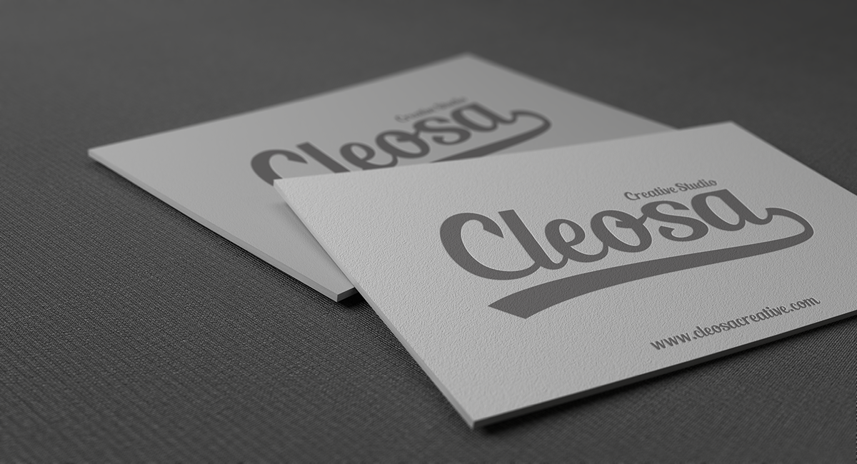 Free business card mock ups on behance reheart Gallery