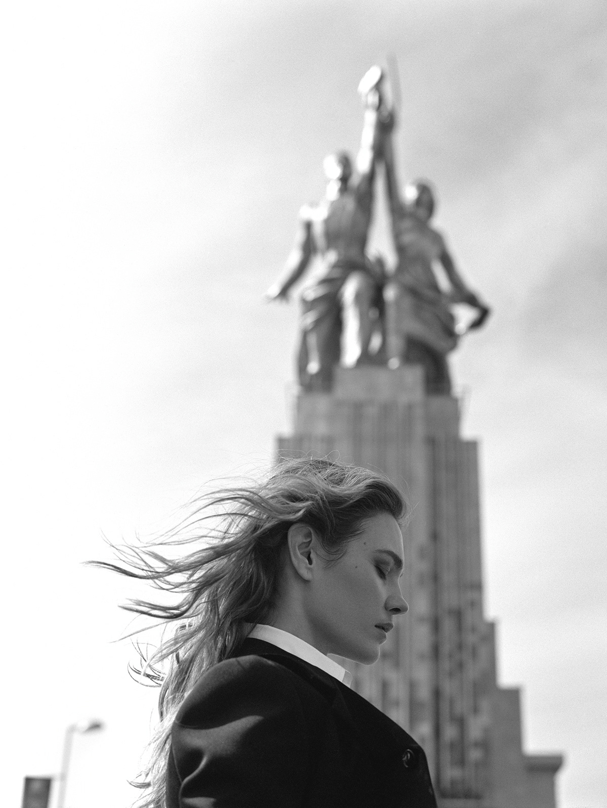 Blueprint postproduction retouch retoucher retouching  VODYANOVA