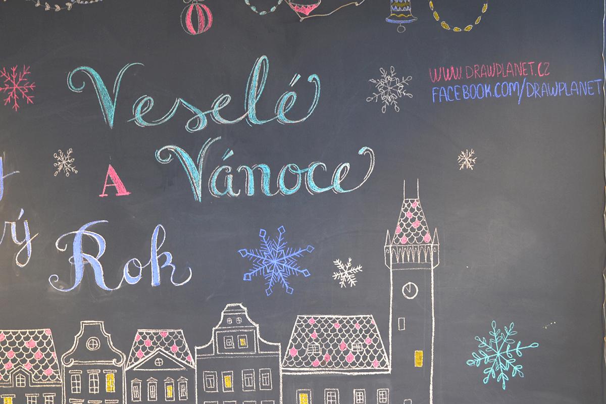 Chalk Wall wall