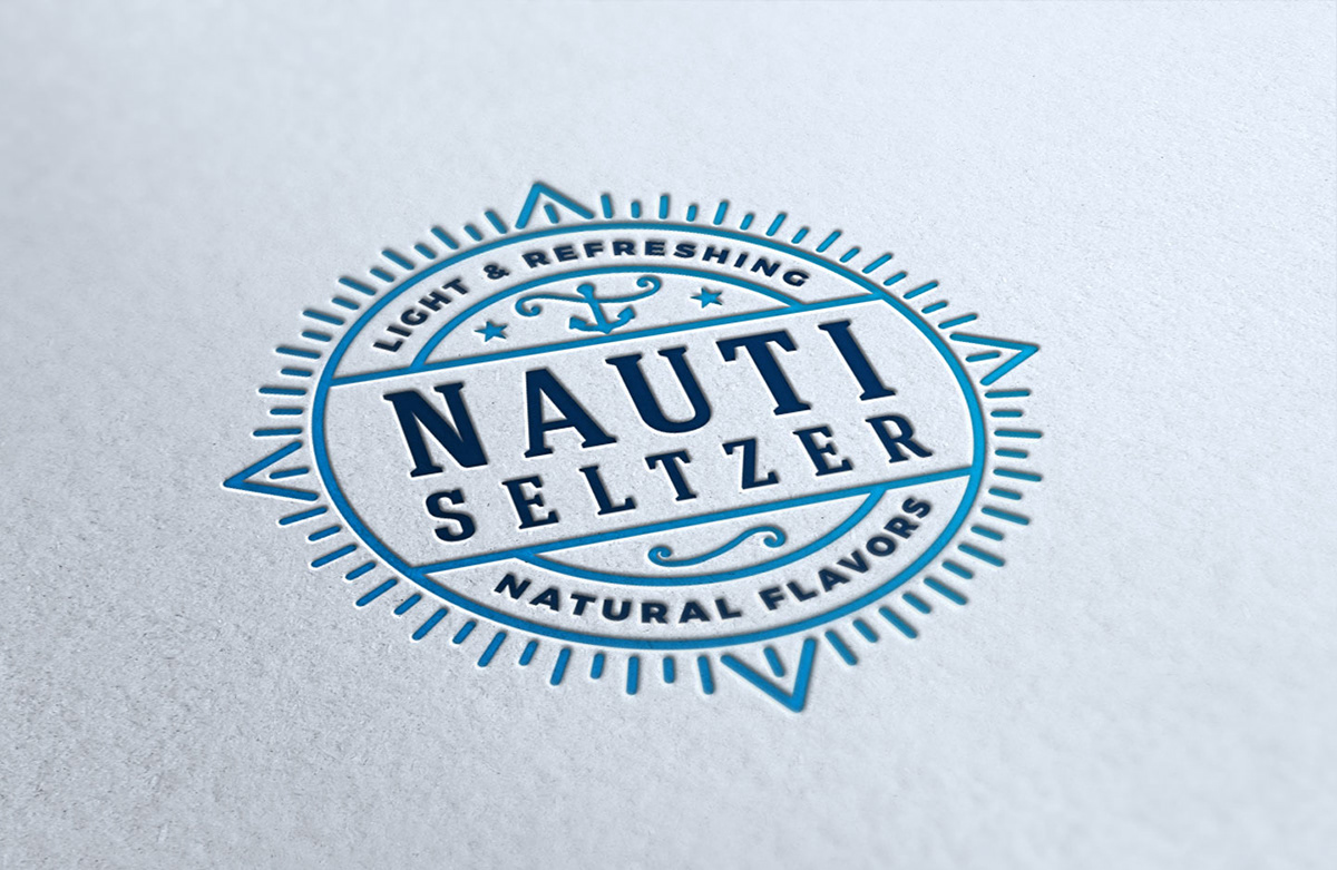 alcohol cans nautical Packaging Seltzer spiked seltzer Wachusett Brewing
