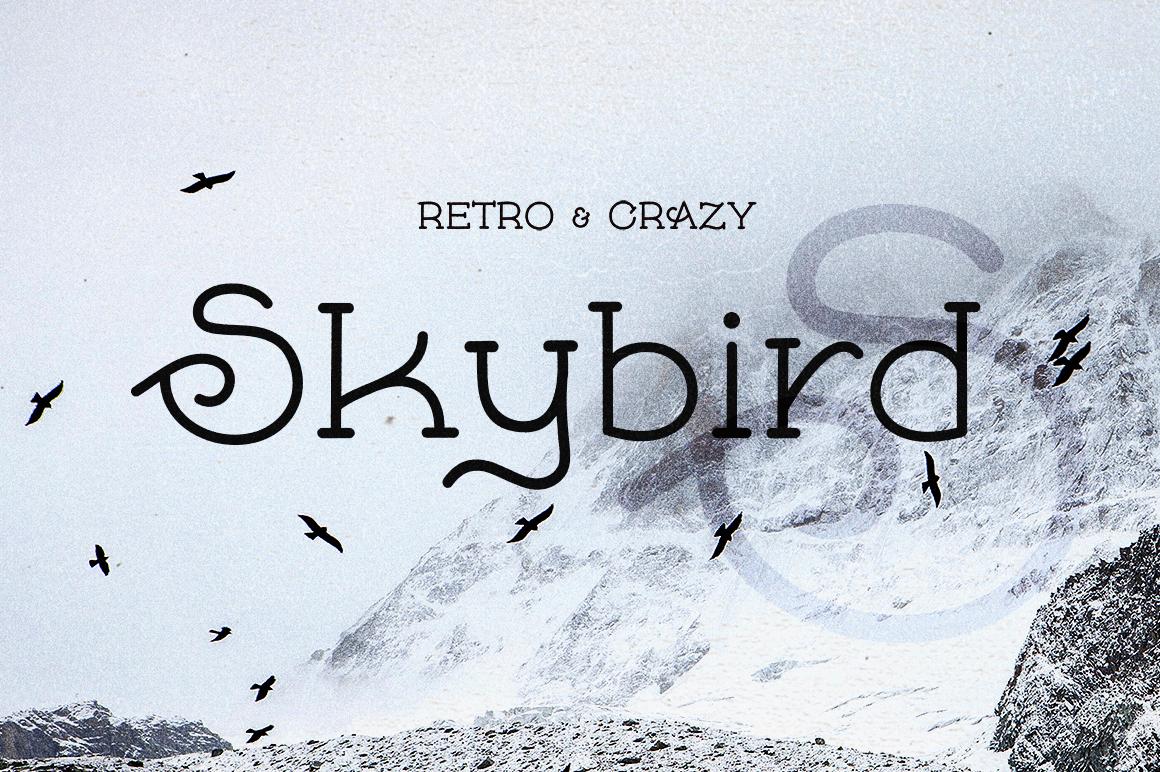 font skybird serif