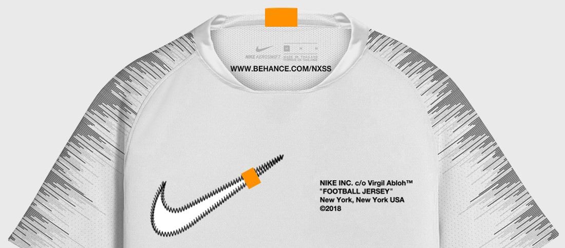 save off 16e06 4779d Nike x Off-White 2018-19 on Behance