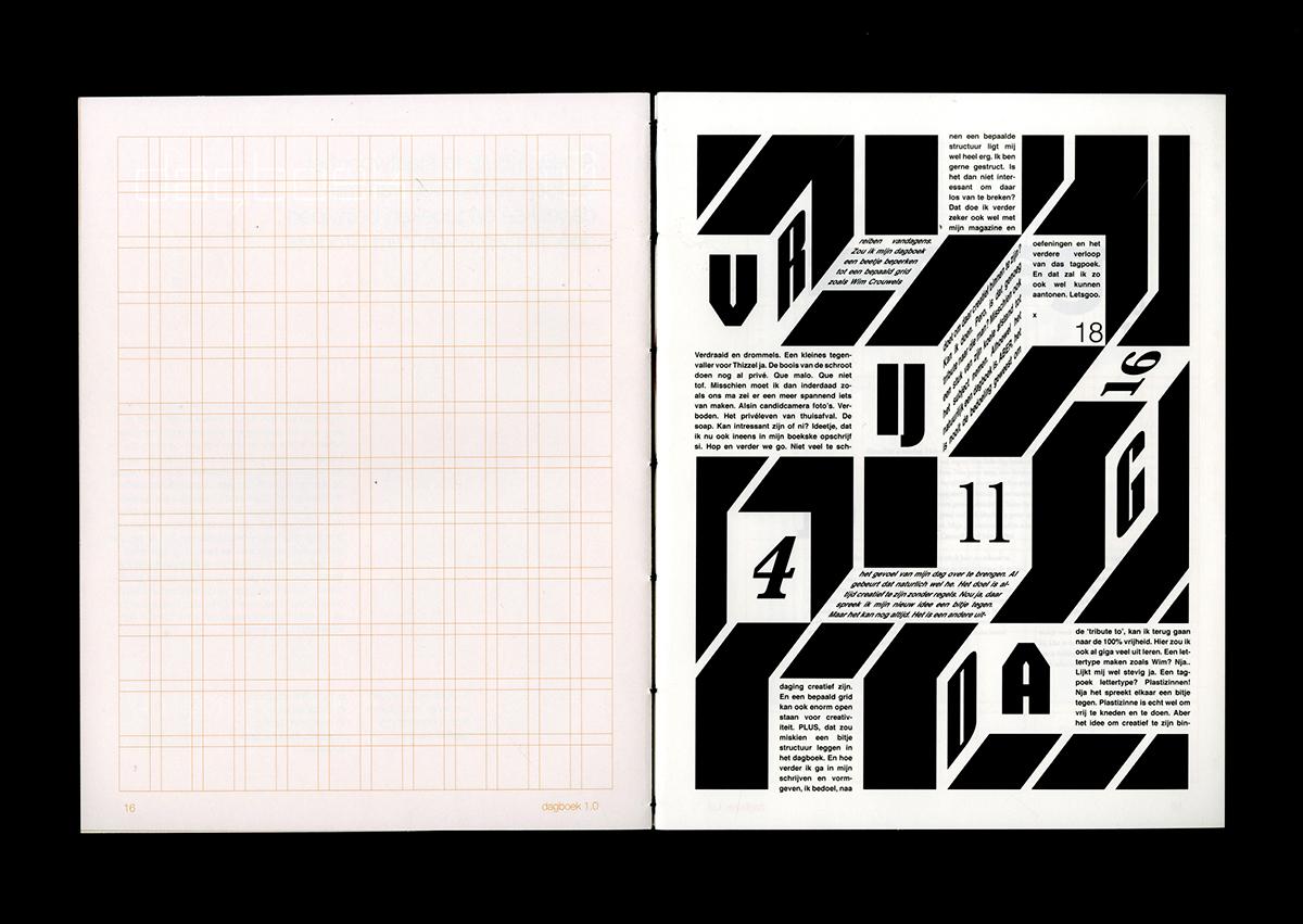 Fonkelnieuw GRIDNIK - A tribute to Wim Crouwel on Behance HZ-15